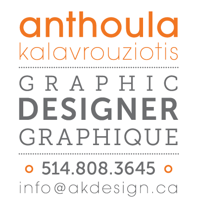 AK Design - Anthoula Kalavrouziotis